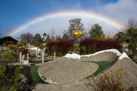Southern Lake Taupo Adventure Mini Golf