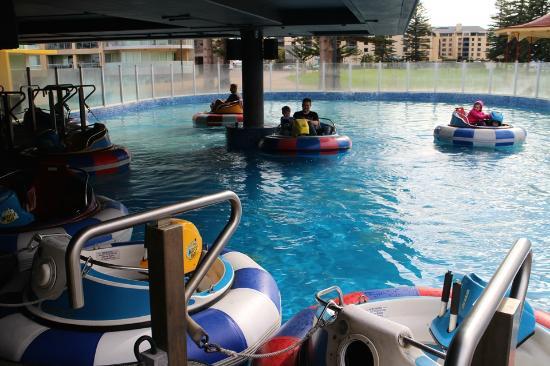 The Beachouse : Bumper Boats