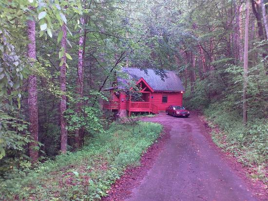 My Cabin Vacation: Secluded and private