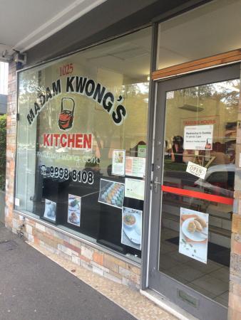 Madam Kwong's Kitchen