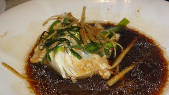 Orchid Thai Cuisine : steamed fish
