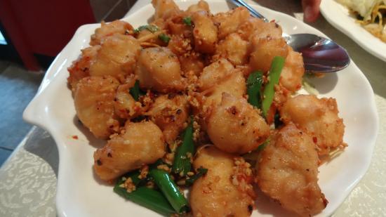 Orchid Thai Cuisine : fried fish