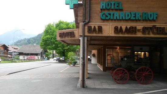 Gstaaderhof Swiss Quality Hotel : Fachada do Hotel