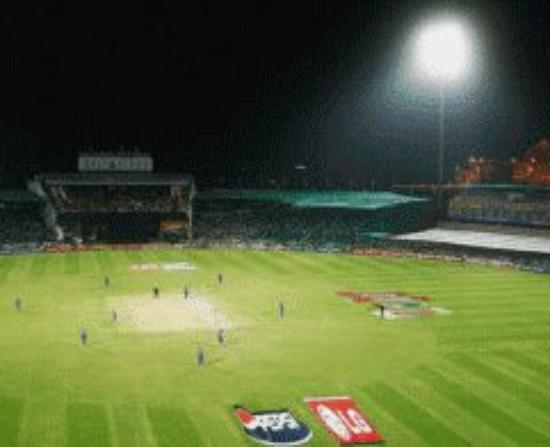 Faridabad, India: Nahar Singh Cricket Stadium