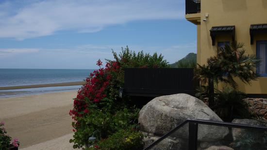 Villa Maroc: hotel view