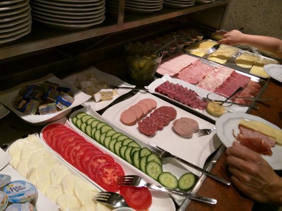 Stern Hotel Soller : Breakfast