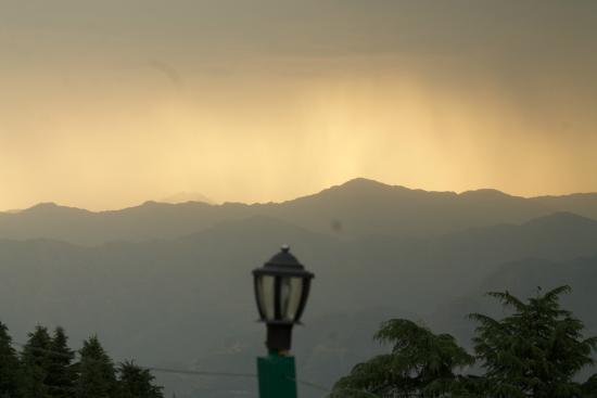 Cloud End Forest Resort: Sunset