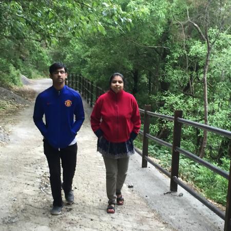 Cloud End Forest Resort: nice walks