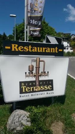 Brasserie Terrasse