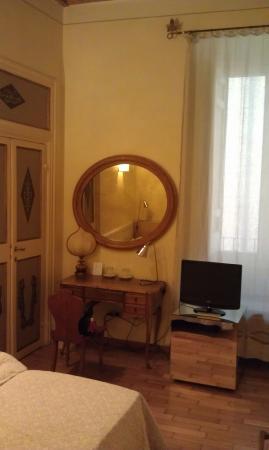Residenza al Corso: одноместный номер