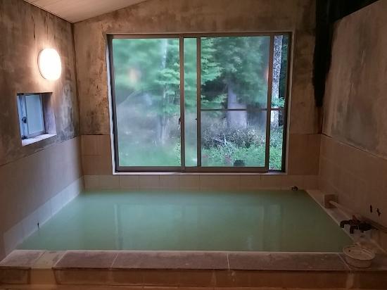 Oku nikko club Yama no yado: 浴場