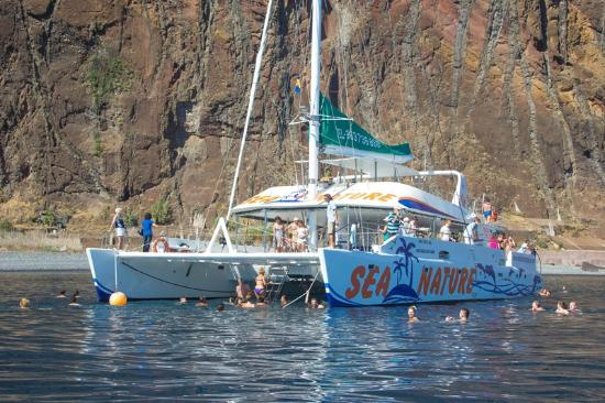 VMT Madeira - Viagens de Catamarã