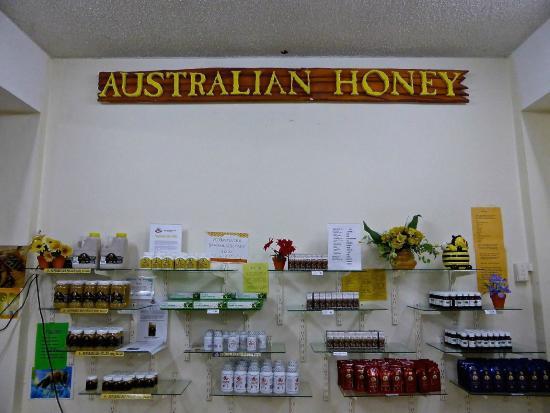 Superbee Honeyworld: Honey Products