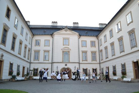 Zamek Vizovice