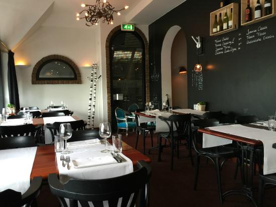 De Rustende Jager : restaurant