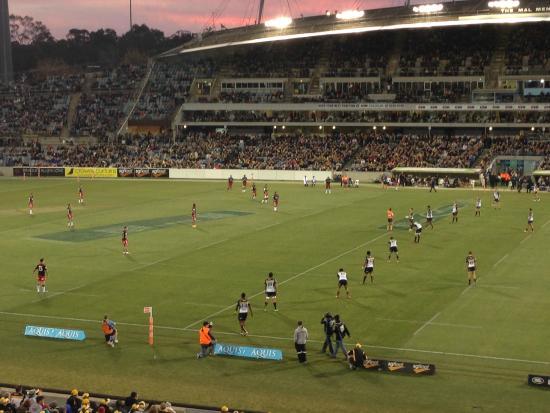 Canberra Stadium