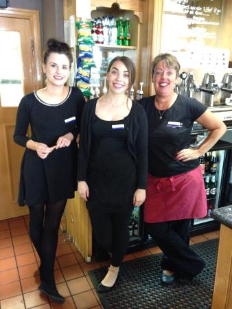 Lovely, kind staff at blueberrys! Love it there!