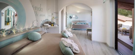 Grand Hotel Corallaro : SUITE