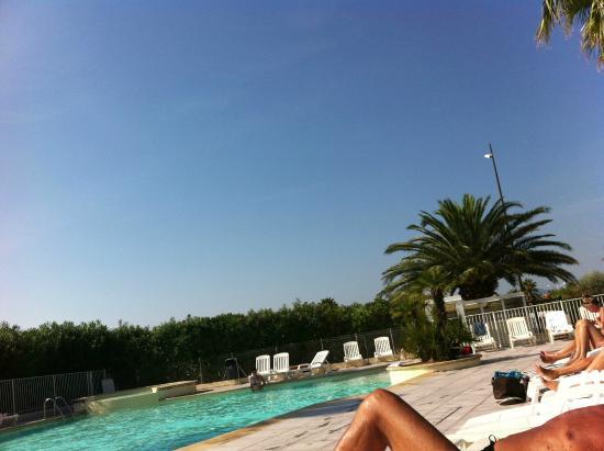 Pierre & Vacances Résidence Cap Hermès : Piscine