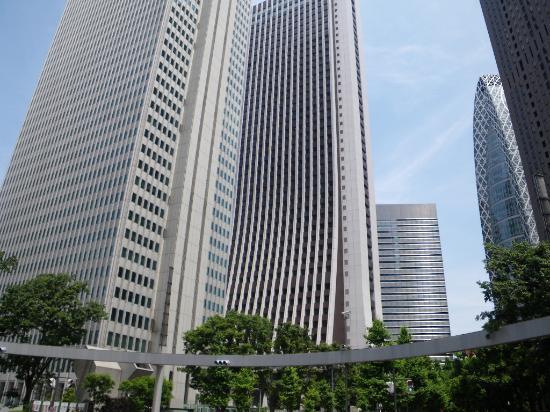 Sompo Japan Insurance Office Building