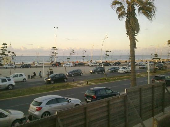 View of sea from Ali Baba window