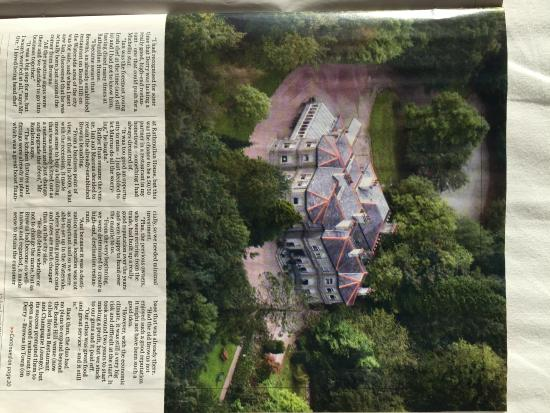 Ardtara Country House: Guter Artikel über Ardtara 05/2015