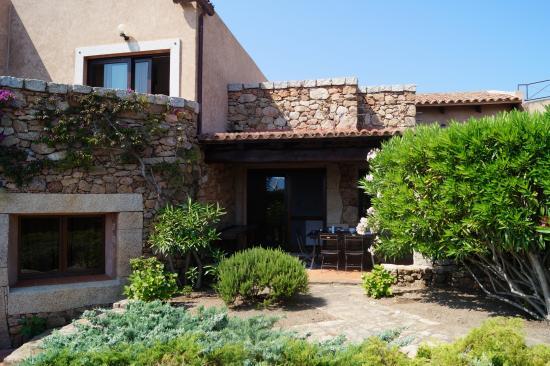 L'Ea di Lavru: Außenbereich von Wohnung 2