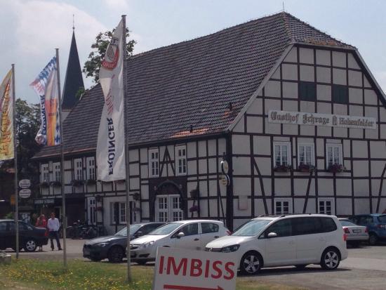 Langenberg, Allemagne : Gasthof Schrage