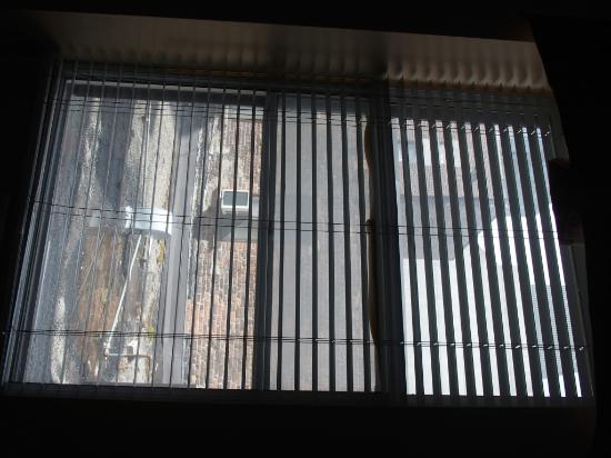 هوتل كوارتير دي سبكتاكلز: Vue de la fenêtre