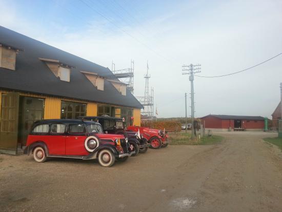 Brandstation - Billede af Andelslandsbyen Nyvang, Holbæk - TripAdvisor