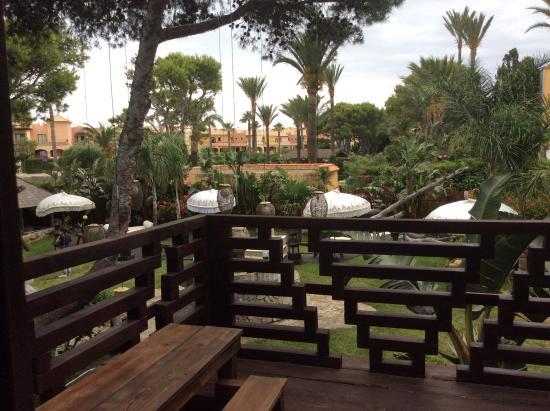 Hotel El Varadero: Habitación la nube