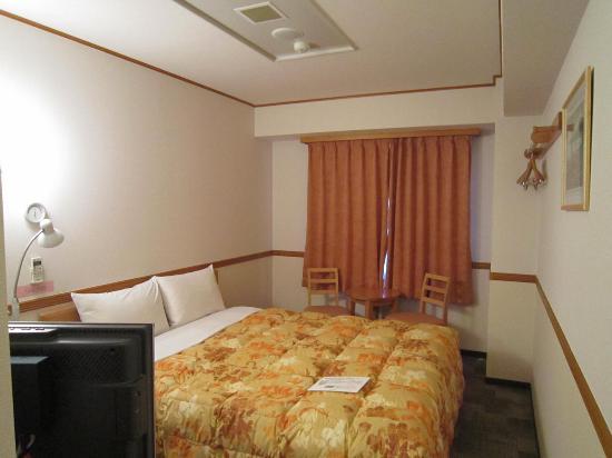 Toyoko Inn Sendai Chuo Ichi - chome Ichi - ban: ダブル