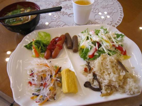 Toyoko Inn Sendai Chuo Ichi - chome Ichi - ban: 朝食