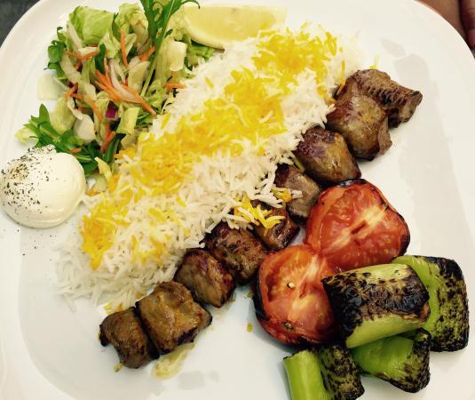 Persian restaurant stuttgart rathaus restaurant for Ahmads persian cuisine
