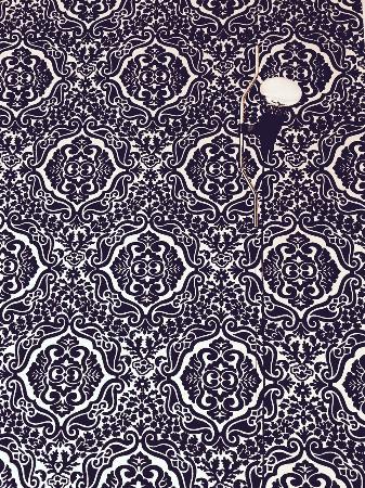 Relais Metelli : dettagli camera, wallflowers