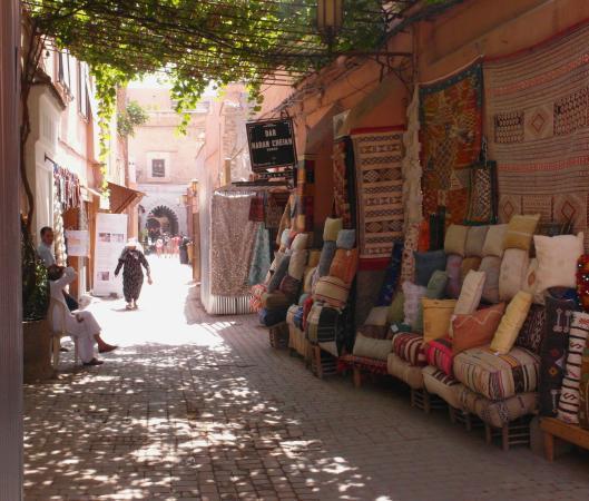 Riad Kalila : Derb côté Bab Ksour
