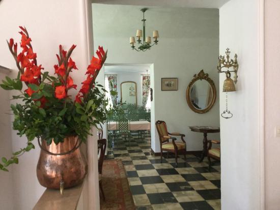entrée hall - Bild von Le Manoir, Port-Cros - TripAdvisor