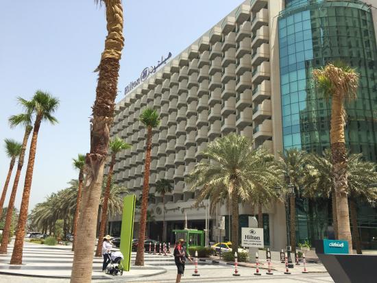 D Exhibition Jbr : Hilton the walk jbr picture of dubai