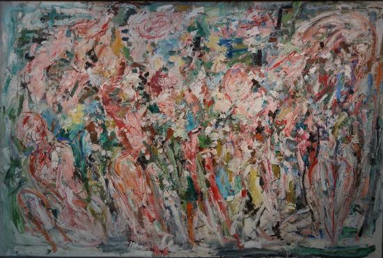 Musee des Beaux-Arts d'Ixelles: Jean Milo: Baigneuses au soleil