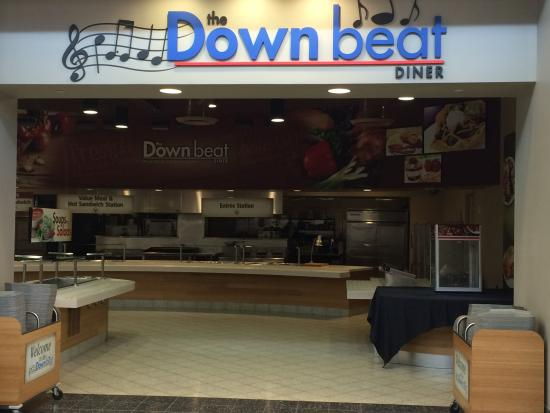 located inside of sweetwater sound review of downbeat diner fort wayne in tripadvisor. Black Bedroom Furniture Sets. Home Design Ideas