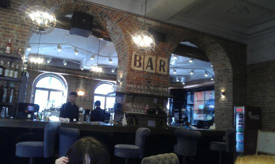 Coffee Rooms Бар