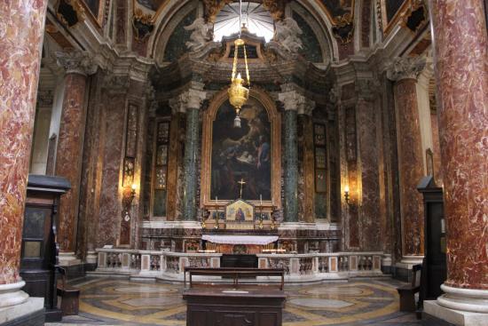 Interior Iglesia San Ignacio De Loyola Foto De Chiesa Di Sant
