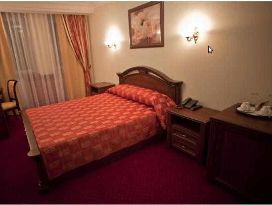 Polaris Hotel: Номер