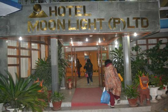 Hotel Moonlight: Front View