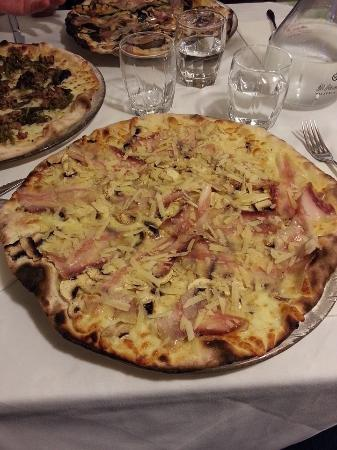 ottima pizza