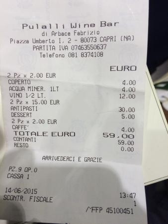 Pulalli Wine Bar: photo0.jpg