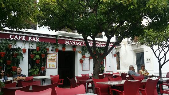 Restaurante Manao's