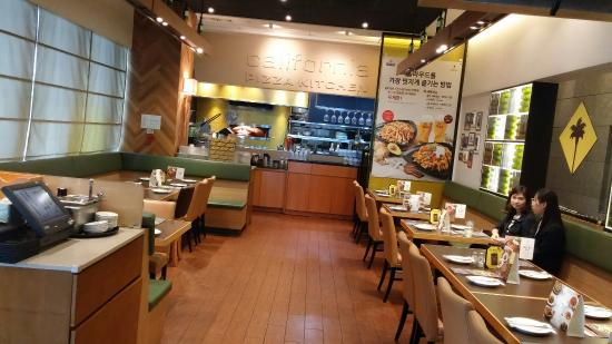 California Pizza Kitchen Gangnam Seoul Seocho Dong Restaurant Reviews Photos Phone Number Tripadvisor