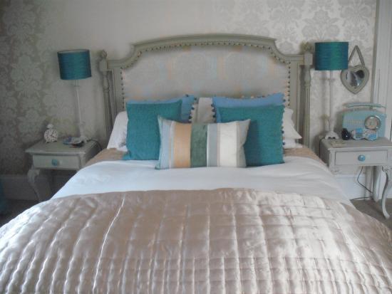 Tan y Gader: 1st floor bedroom 3