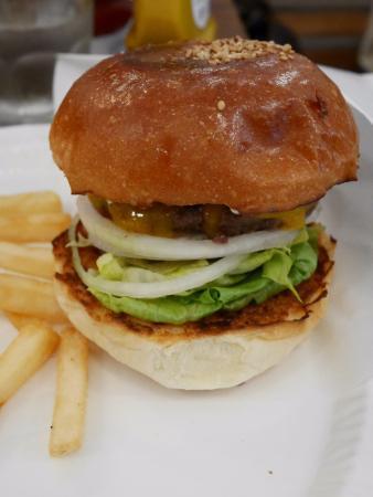 Burger Mania, Ebisu